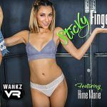 Sticky Fingers Featuring Hime Marie vr porn