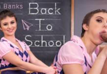 Back To School VRBangers Aria Banks VRPorn