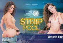 VRAllure Victoria Voxxx Strip Club VRPorn