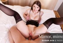 VirtualRealPorn Mirror. mirror ... Susan Ayn Free Porn
