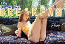 VRAllure Cum For Breakfast Kendra Cole VRPorn
