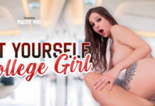 VRBangers Get Yourself A College Girl - Maddy May VRPorn