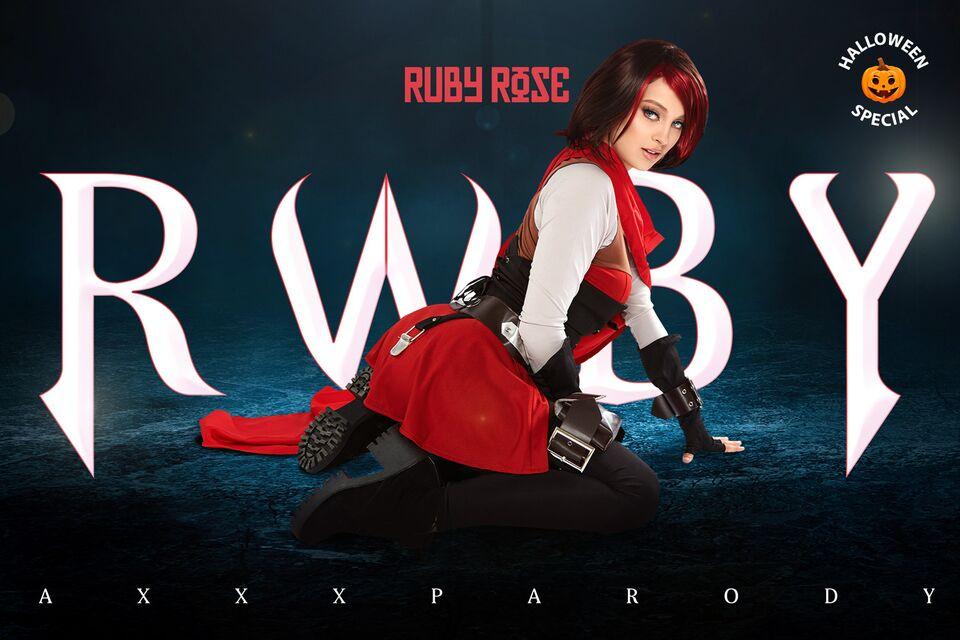 VRCosplayX - RWBY: Ruby Rose A XXX Parody - Maddy May VR Porn